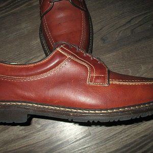 Allen Edmonds Wilbert (Size 9.5B) Brown Leather Ox